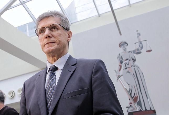 Czesław Małkowski został uniewinniony z zarzutu gwałtu na podwładnej