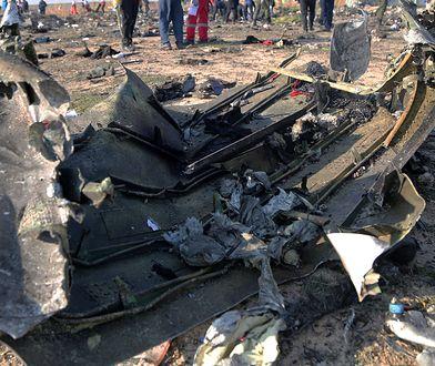 Katastrofa w Iranie. Tak brzmiały ostatnie słowa pilota ukraińskiego samolotu