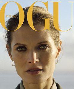 """Już jest jubileuszowa okładka polskiego """"Vogue'a"""". Pierwsza budziła kontrowersje"""