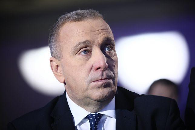 Grzegorz Schetyna od 2016 roku jest przewodniczącym Platformy Obywatelskiej.