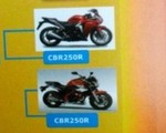 Honda CBR 250R Naked już wkrótce?