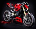 Ducati Panigale Streetfighter od Motorrad Hertrampf