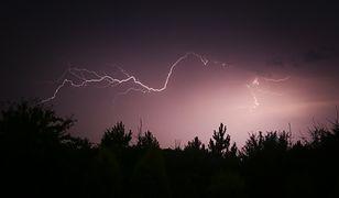 W nocy w Zachodniopomorskiem spodziewane są burze z gradem