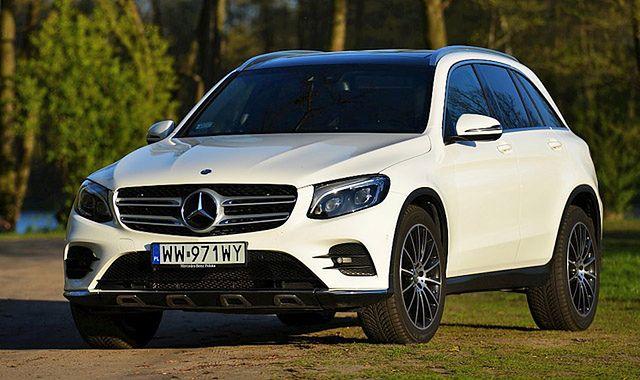 Mercedes GLC: SUV na równe drogi
