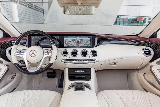 Odświeżony Mercedes klasy S