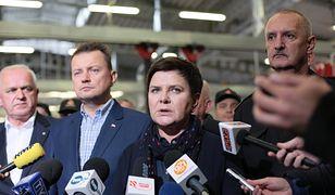 Premier i szef MSWiA szybko zareagowali na nawałnice