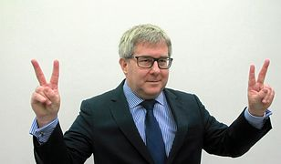 Wpadkę wytknęli Czarneckiemu polscy dziennikarze