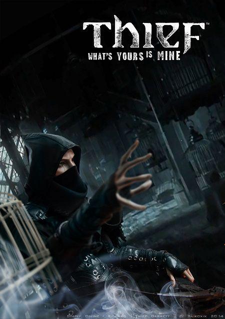 Thief (gra komputerowa 2014) - logo gry