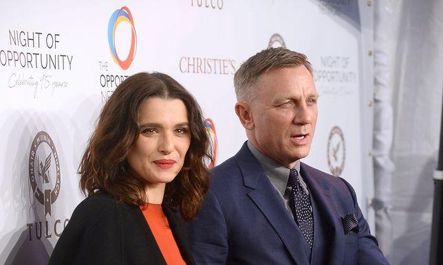 Daniel Craig i Rachel Weisz: w końcu doczekali się wspólnego potomstwa