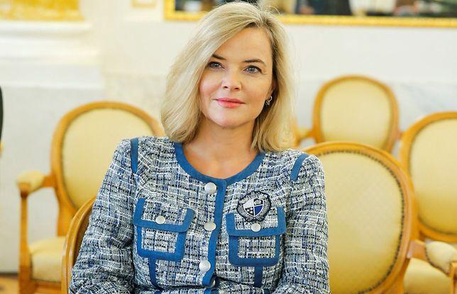 Monika Zamachowska wróciła do starego nazwiska. Nie wzięła jeszcze rozwodu