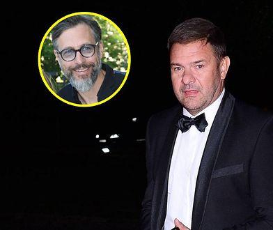 Szymon Majewski naśmiewa się z Tomasza Karolaka. Poradził mu, jak ma ubrać się do IKEA