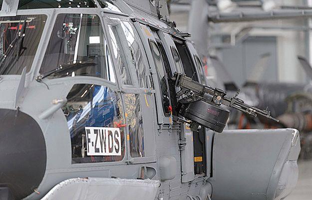 CBA analizuje zawiadomienie ws. przetargu na śmigłowce dla armii. Będzie kontrola