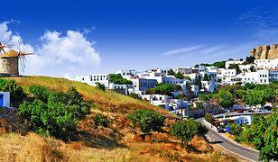 Patmos - tu narodziła się Apokalipsa