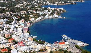 Leros - unikalny zakątek Morza Śródziemnego