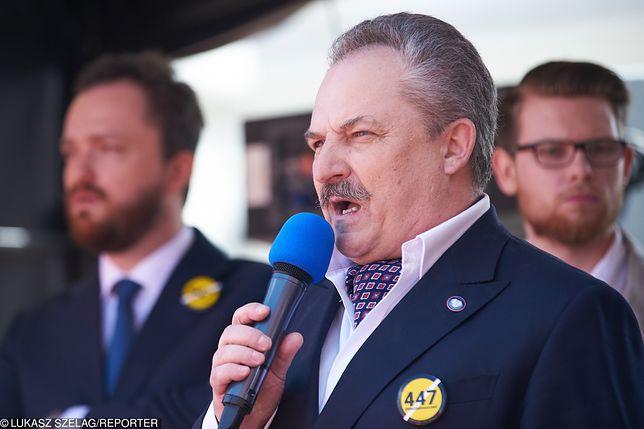 Wybory do Parlamentu Europejskiego 2019. Marek Jakubiak zaapelował do Pawła Kukiza o wycofanie się z sojuszu przedwyborczego