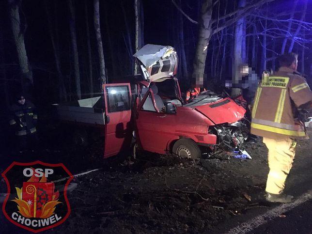 Mimo reanimacji kierowca zmarł