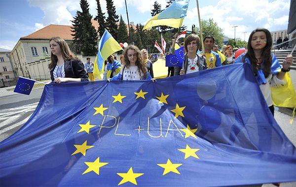 Parada Schumana w Warszawie, 10 maja 2014 r.