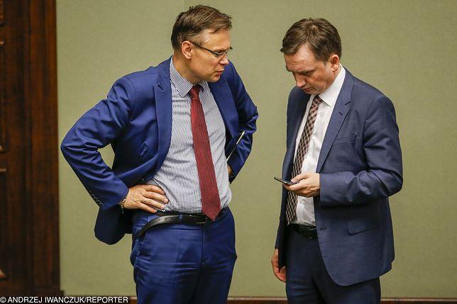 Arkadiusz Mularczyk jest przewodniczącym parlamentarnego zespołu ds. odszkodowań od Niemiec za II wojnę światową