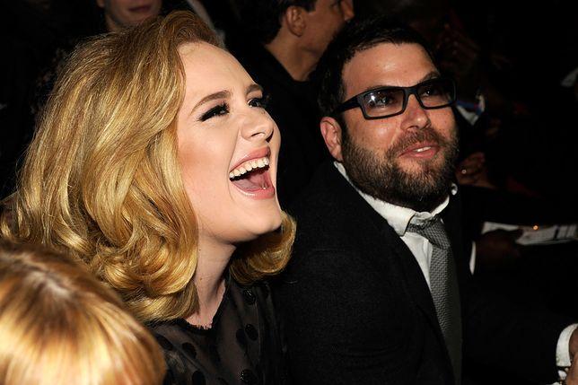 Adele rozwodzi się z mężem. Simon Konecki nie martwi się o pieniądze