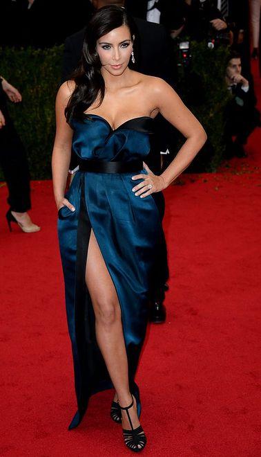 Kim Kardashian (Lanvin)
