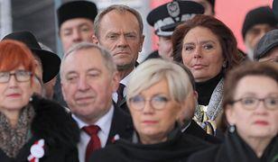 Dr Sibora: Tusk w piątym rzędzie to złamanie protokołu