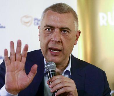 """""""Wiadomości"""" TVP uderzają w Giertycha. Ten zapowiada pozew"""