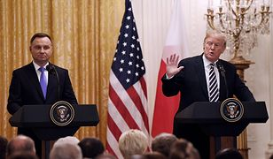 """Białoruskie media komentują powstanie """"Fort Trump"""" w Polsce"""