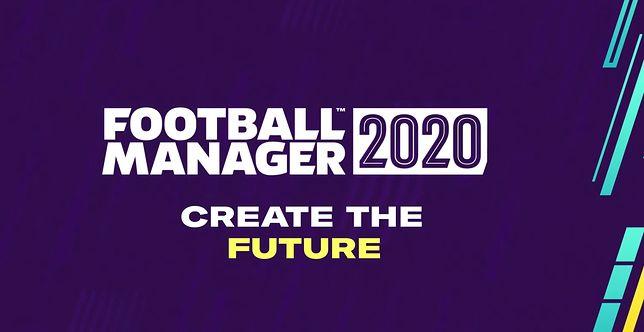 Football Manager 2020 już w listopadzie