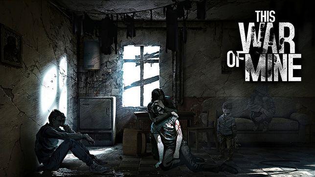 This War of Mine - polska gra survivalowa obsadzona w realiach oblężonego miasta