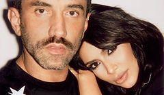 "Kim Kardashian i Riccardo Tisci w sesji dla ""Sorbet Magazine"""
