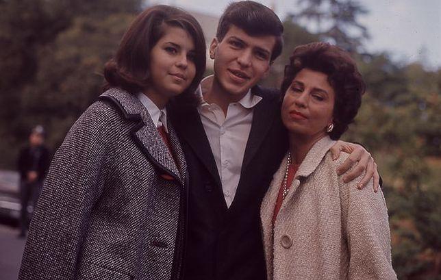 Nie żyje Nancy Sinatra, pierwsza żona Franka Sinatry