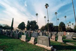 Szaleństwo na cmentarzu gwiazd. Ludzie masowo wykupują miejsca