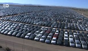 Najdroższy parking świata. VW trzyma samochody na lotnisku BER