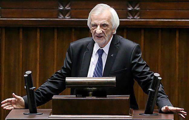 Nielegalne posiedzenie Sejmu ws. TK? Terlecki: działamy zgodnie z prawem