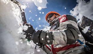 Andrzej Bargiel chce zjechać na nartach z K2