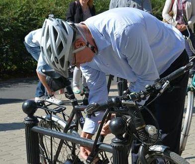Władze Poznania chcą, aby jak najwięcej uczniów do szkół dojeżdżało rowerami