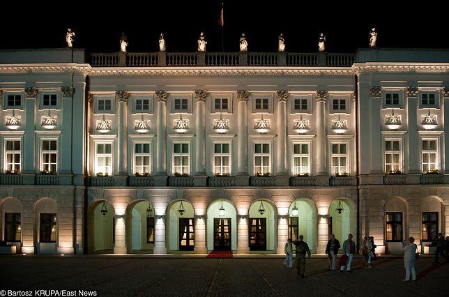 Noc Muzeów 2019 Warszawa. Zwiedzanie Pałacu Prezydenckiego i Kancelarii Premiera.