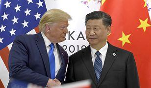 Prezydenci USA i Chin na szczycie G20 w Osace
