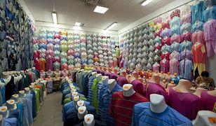 Wólka Kosowska. Chińskie Centrum Handlowe pod Warszawą przygotowuje się na walkę z koronawirusem