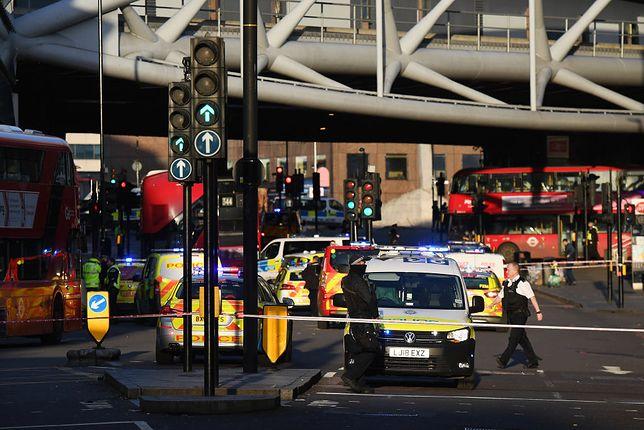 Londyn. Atak na Moście Londyńskim