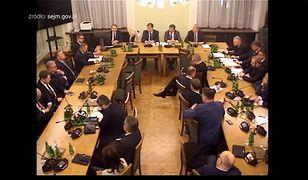 Marian Banaś odczytał oświadczenie: kłamstwa, kłamstwa i jeszcze raz kłamstwa