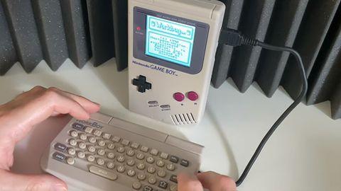 Game Boy nie tylko maszyną do gier. Odnaleziono niesamowite akcesorium po 28 latach