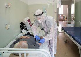 Zachorowania na COVID-19 w szpitalu w Kapsztadzie. 99 proc. to niezaszczepieni