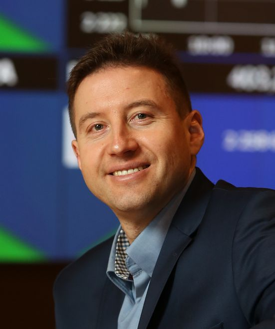 Albert Rokicki - Niezależny Analityk Rynku akcji