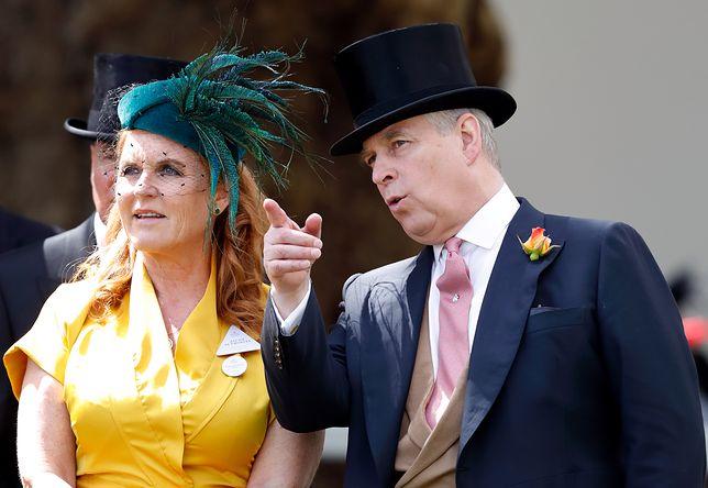 Książę Andrzej i Sarah Ferguson odnowili romans? Są doniesienia o powrocie