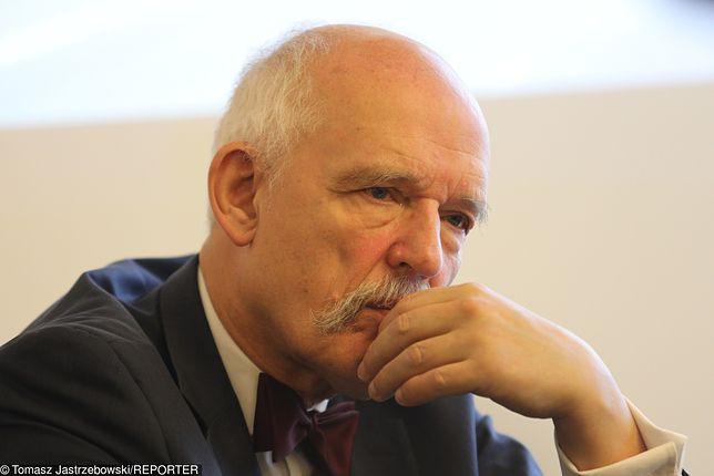 """Partia KORWiN straciła subwencje. """"Nie wiemy, co z tym zrobić"""""""