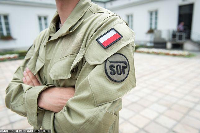 Przez rok działalności SOP do służby przeniosło się 127 policjantów