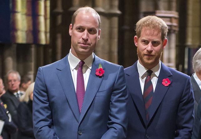 Książę William i książę Harry zawsze mieli napięte relacje.