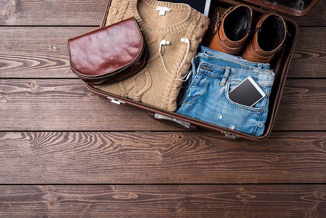 Uważaj, gdzie chowasz przedmioty w bagażu