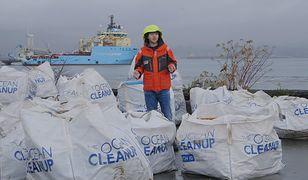 The Ocean Cleanup działa. Boyan Slat pokazuje pierwsze efekty i zapowiada nową markę